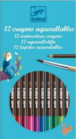 Набор акварельных карандашей