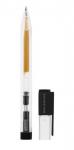 Подарок Флуоресцентная ручка-ролер Moleskine золотистая