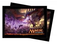 Протекторы 'Ultra-Pro' Dragons of Tarkir Key Art  (2 х 40 шт, 6.6 х 9.1 cм)