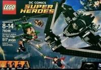 Конструктор LEGO Super Heroes 'Поединок в небе'