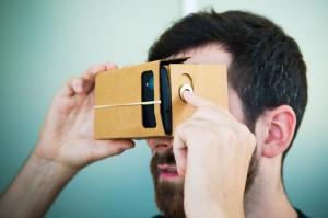 фото Очки виртуальной реальности (5 дюймов) #9