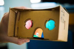 фото Очки виртуальной реальности (5 дюймов) #3