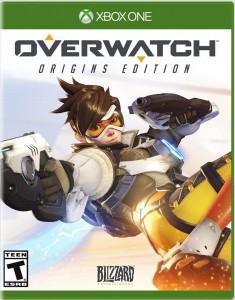 игра Overwatch Origins Edition Xbox One