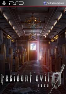 игра Resident Evil Zero HD Remaster PS3