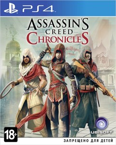 игра Assassin's Creed Chronicles: Трилогия PS4