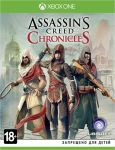 игра Assassin's Creed Chronicles: Трилогия Xbox One