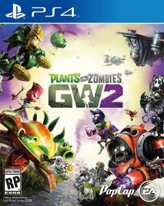 игра Plants vs Zombies: Garden Warfare 2 PS4