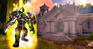 скриншот World of Warcraft: Legion #11