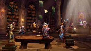 скриншот World of Warcraft: Legion #4