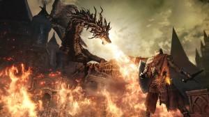 скриншот Dark Souls 3 #3