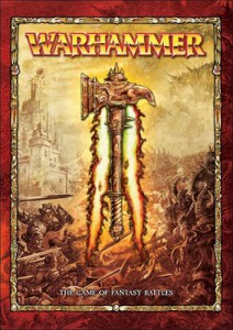 Warhammer: The Game Of Fantasy Battles Rulebook 2010 (eng) Книга правил