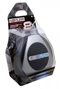 Шнур Nomura  Sensum 8X Braid 0,28 мм (110 м)