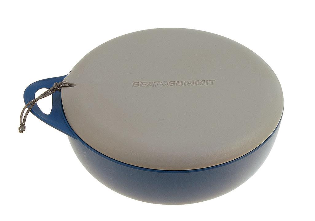Купить Миска Sea To Summit Delta Bowl with Lid голубая