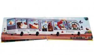 фото страниц Песенка друзей (поезд с пальчиковыми марионетками) #2
