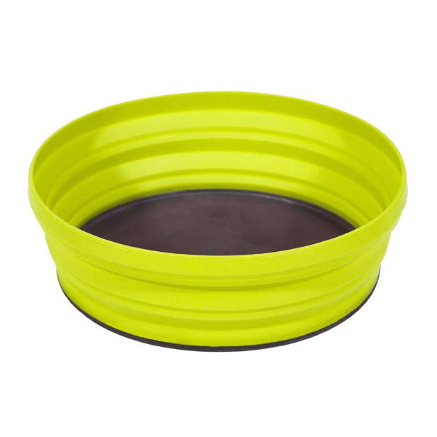 Купить Миска складная Sea To Summit XL-Bowl жёлтая