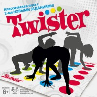 Игра 'Твистер'. Обновленная версия (русский язык)