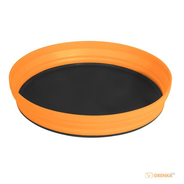 Купить Тарелка складная Sea To Summit X-Plate оранжевая