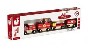 Поезд 'Пожарники'