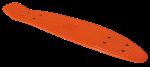 Дека для скейтборда 'Tempish Buffy оранжевый'