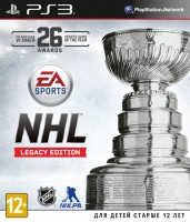 игра NHL 16 Legacy Edition PS3