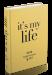 Книга It's my life (золотая)