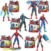 Атакующие фигурки 'Человек-Паук'