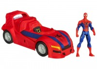 Автомобиль Человека-Паука 3-в-1