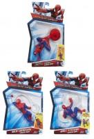 Фигурка Spider-Man держащийся на стене