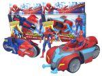 Фигурка Spider-Man на транспортном средстве