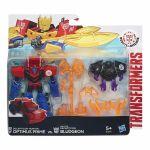 Игровой набор 'Трансформеры Роботс-ин-Дисгайс: Миниконы Бэтл-Пэкс'