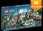 Конструктор LEGO Участок болотной полиции