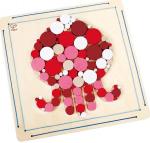 Мозаика для раскрашивания 'Осьминог'