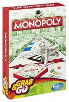 Дорожная игра 'Монополия'