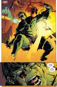 фото страниц Дэдпул уничтожает вселенную Marvel #5
