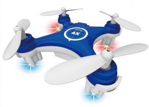 Квадрокоптер CTW SkyWalker мини (R22335 Blue)
