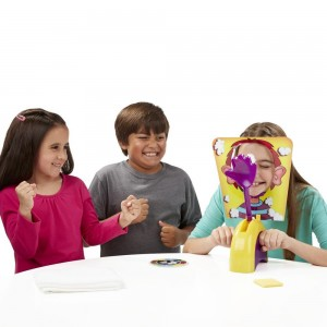 фото Настольная игра 'Пирог в лицо' #3