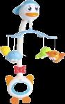 Музыкальный мобиль 'Лебедь' Huile Toys