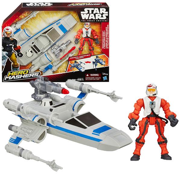 Разборные транспортные средства вселенной Звёздные Войны