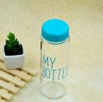 фото Бутылка для воды 'My Bottle' бирюзовая #3