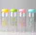 фото Бутылка для воды 'My Bottle' бирюзовая #2