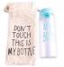Подарок Бутылка для воды 'My Bottle' бирюзовая