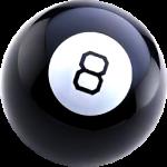 фото Шар - предсказатель для принятия решений Magic Ball 8 #2