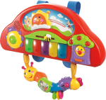 Игровой развивающий центр Huile Toys 'Фитнесс-пианино'