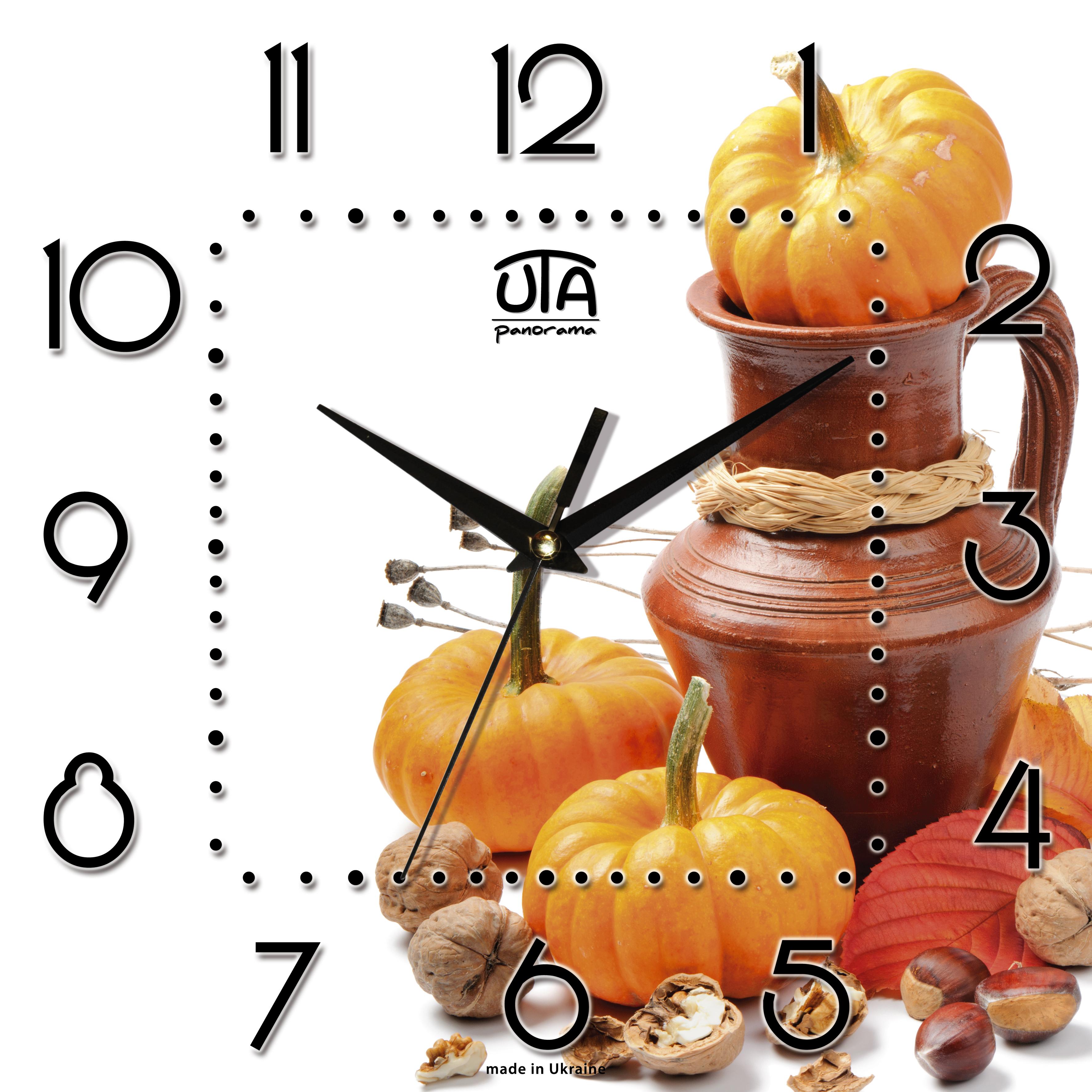 Настенные часы ЮТА 'Панорама' (K - 010)
