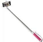 Подарок Монопод для селфи с зеркалом UFT SS10 pink