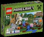 Конструктор LEGO Minecraft 'Железный голем'