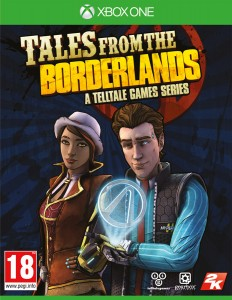 игра Tales from the Borderlands Xbox ONE