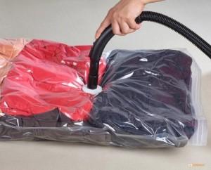фото Комплект вакуумных пакетов для хранения вещей 60 х 80 см (5 шт) #8