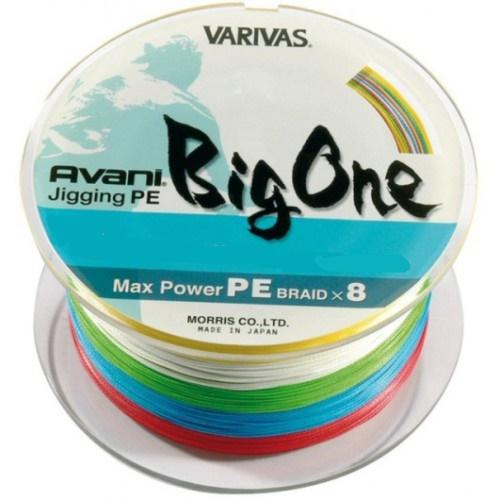 Купить Шнуры, Шнур Varivas Avani Big One PE 85 LB (600 м)