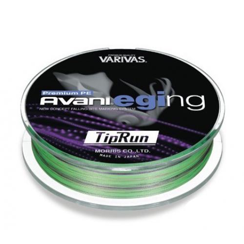 Купить Шнур Avani Eging PE Tip Run 10 Lb (200 м), Varivas